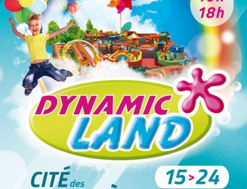 FLYER – DYNAMICLAND – VALENCIENNES