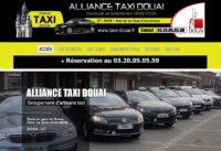 Taxi-douai-lille-lens-cambrai-arras-valenciennes