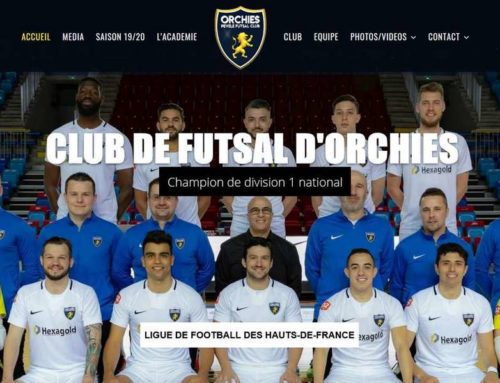CLUB DE FUTSAL – ORCHIES