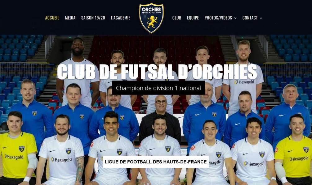 Club de Futsal d'Orchies